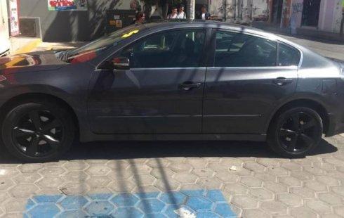 Me veo obligado vender mi carro Nissan Altima 2008 por cuestiones económicas
