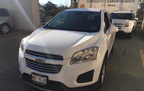 Chevrolet Trax 2016 en CDMX