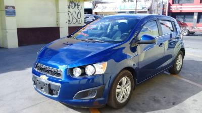Chevrolet Sonic usado en Mexicali