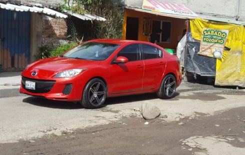 Mazda 3 2012 Rojo