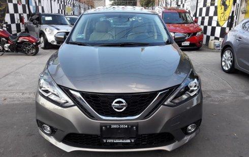 Nissan Sentra 2017 Gris
