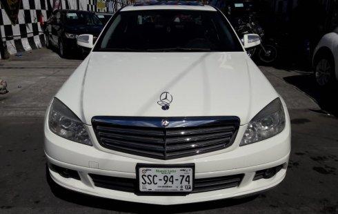 Mercedes-Benz C280 2010