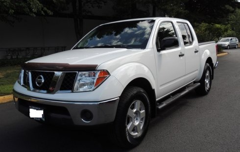 Nissan Frontier 2006 doble cabina