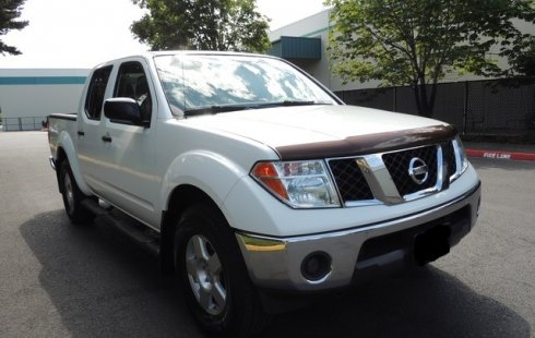 Nissan Frontier 2007 Doble Cabina