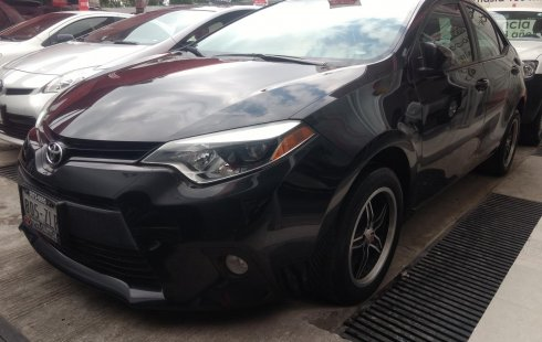 Toyota Corolla 2014 Sedán
