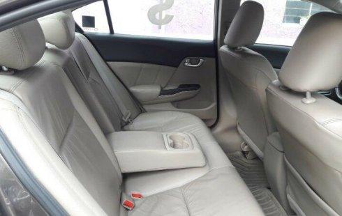 SHOCK!! Un excelente Honda Civic 2012, contacta para ser su dueño