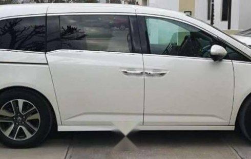 Honda Odyssey precio muy asequible