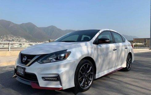 Urge!! Un excelente Nissan Sentra 2018 Manual vendido a un precio increíblemente barato en Monterrey