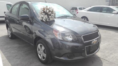 Vendo un Chevrolet Aveo impecable