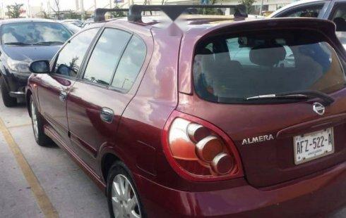 Tengo que vender mi querido Nissan Almera 2003 en muy buena condición