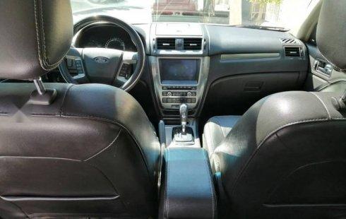 Quiero vender inmediatamente mi auto Ford Fusion 2010 muy bien cuidado