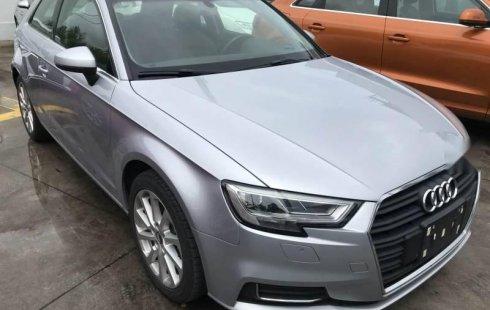 Quiero vender urgentemente mi auto Audi A3 2017 muy bien estado