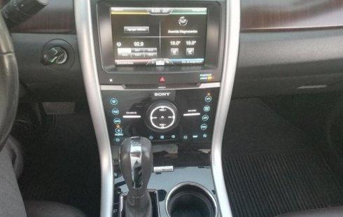 Quiero vender cuanto antes posible un Ford Edge 2013