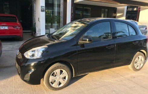 Quiero vender inmediatamente mi auto Nissan March 2015