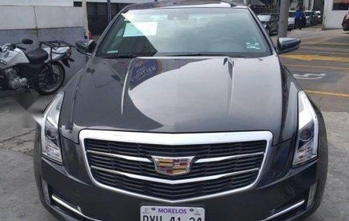 Vendo un Cadillac ATS en exelente estado