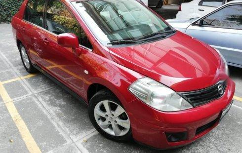 Nissan Tiida 2010 en Azcapotzalco