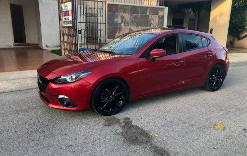 Mazda 3 2014 usado en Mérida
