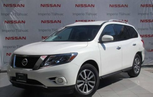 Nissan Pathfinder 2014 impecable
