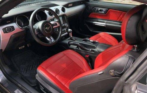 En venta un Ford Mustang 2017 Automático en excelente condición