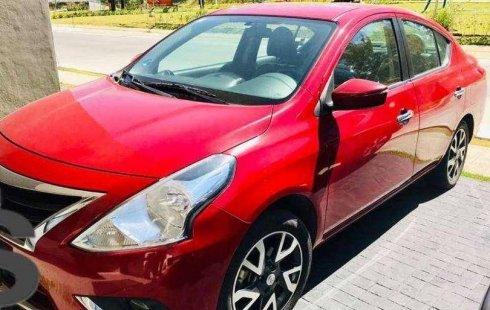 Tengo que vender mi querido Nissan Versa 2015 en muy buena condición