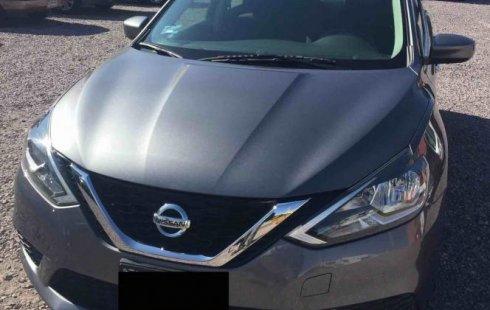 Nissan Sentra 2017 usado