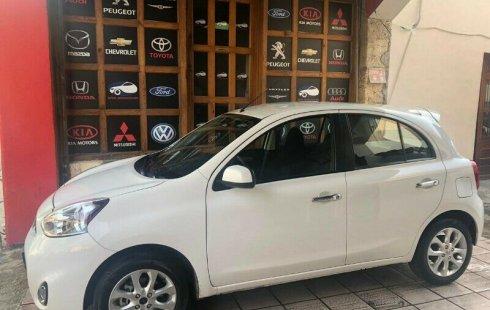 En venta un Nissan March 2017 Automático en excelente condición