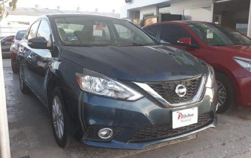 Nissan Sentra 2017 usado en San Luis Potosí
