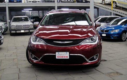 En venta un Chrysler Pacifica 2017 Automático en excelente condición