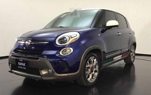 Me veo obligado vender mi carro Fiat 500 2016 por cuestiones económicas