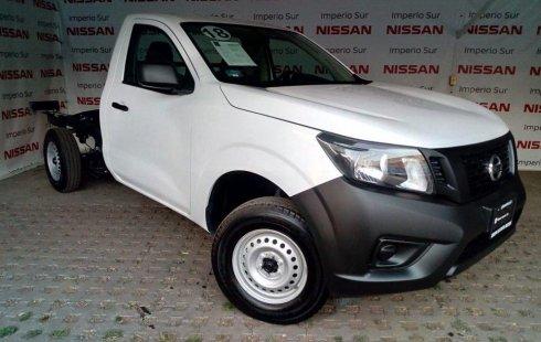 Nissan Chasis 2018 barato