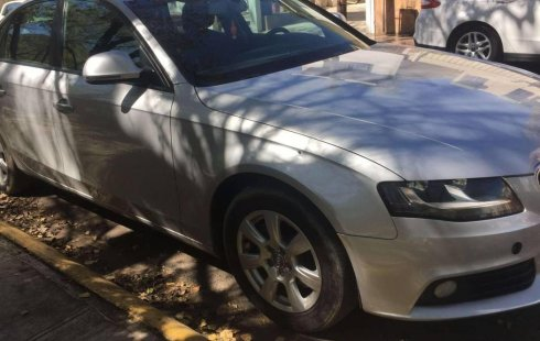 Pongo a la venta un Audi A4 en excelente condicción