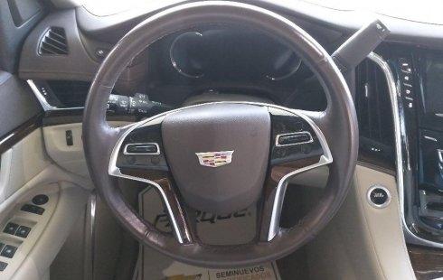 Urge!! Un excelente Cadillac Escalade 2017 Automático vendido a un precio increíblemente barato en León