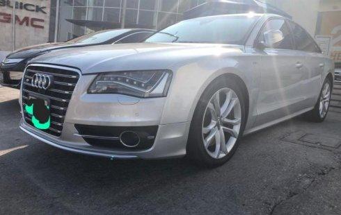 Urge!! En venta carro Audi S8 2013 de único propietario en excelente estado