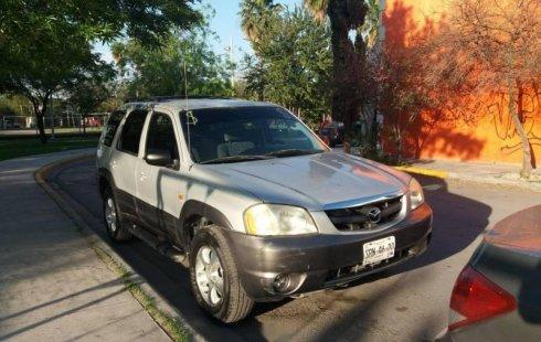 Urge!! Un excelente Mazda TRIBUTE 2003 Automático vendido a un precio increíblemente barato en Apodaca