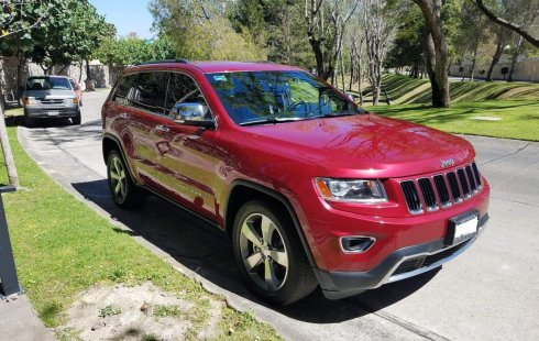 Jeep Grand Cherokee Limited Excelente Trato