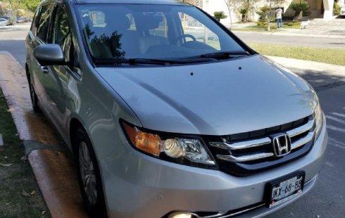 Honda Odyssey 3.5 Exl 2014 Impecable