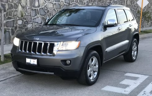 Jeep Grand Cherokee Limited V6 2012 Excelentes Condiciones