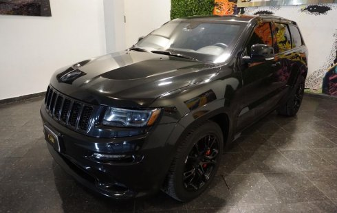 Jeep Grand Cherokee 6.4 Srt-8 Blindaje Por Inasti 2014