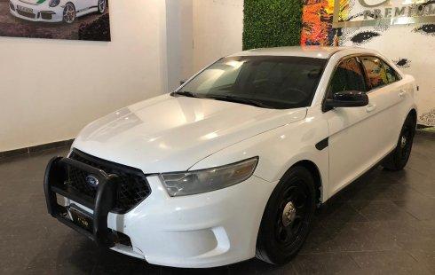 Ford Taurus police 2013