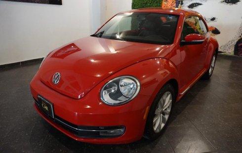 Volkswagen Beetle 2.0 At 2012