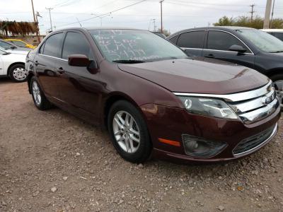 Ford Fusion 2012 en venta