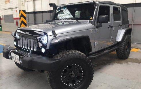 Vendo un Jeep Wrangler en exelente estado