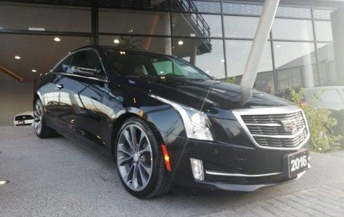 Urge!! En venta carro Cadillac ATS Coupé 2016 de único propietario en excelente estado
