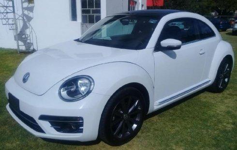 Quiero vender un Volkswagen Beetle en buena condicción