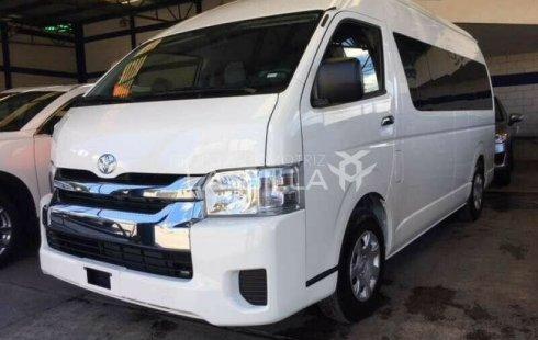 Toyota Hiace 2019 barato en Indé