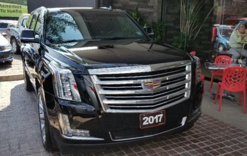 Vendo un Cadillac Escalade en exelente estado