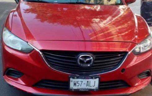 Mazda 6 2016 en venta