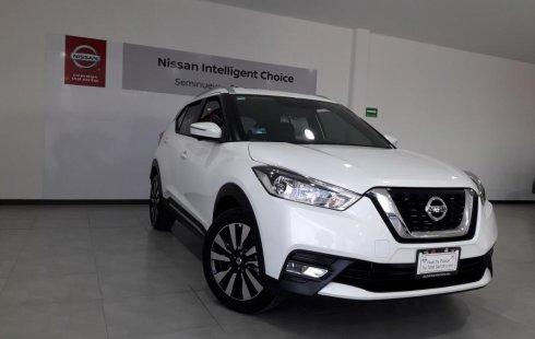 Nissan Kicks impecable en Ciudad de México