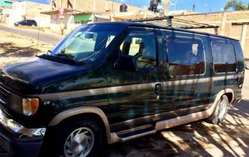Quiero vender inmediatamente mi auto Ford Econoline Wagon 1999