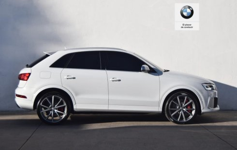 Audi RS Q3 precio muy asequible